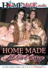 Home Made All Girl Orgy