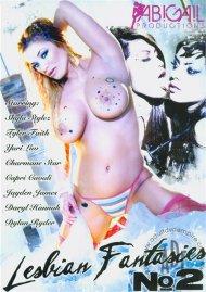 Lesbian Fantasies 2 Porn Movie