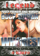 Pussy Poundin' Anal-Hungry Cock Suckin' Whores Porn Video