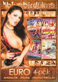 Euro 4-Pak Porn Movie