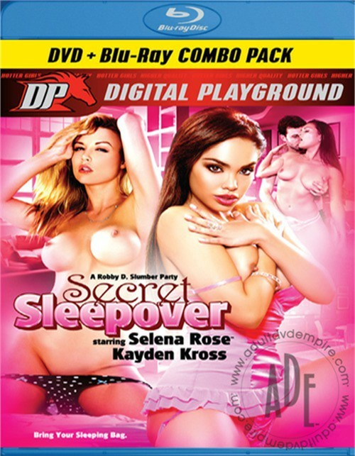 Secretover (DVD + Blu-ray Combo)