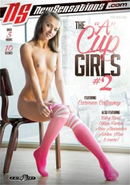 """A"" Cup Girls #2, The Porn Movie"