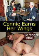 Connie Earns Her Wings Porn Video