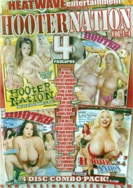Hooter Nation Vol. 1-4 4 Pack Porn Movie