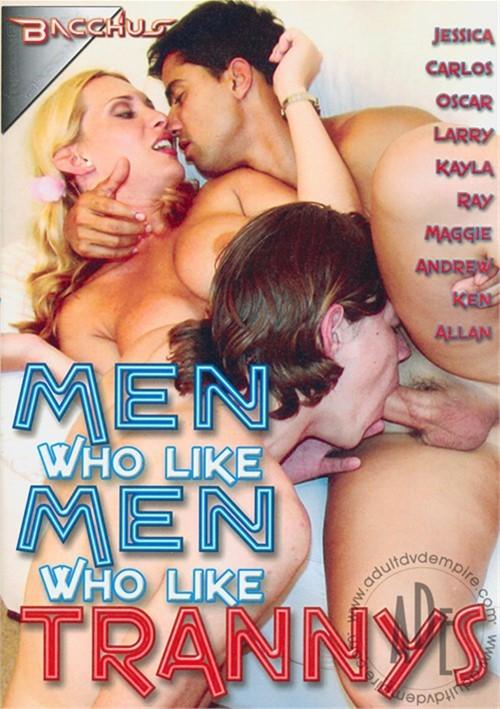 Men Who Like Men Who Like Trannys- On Sale! Oscar (III) Ken (V) Transsexual