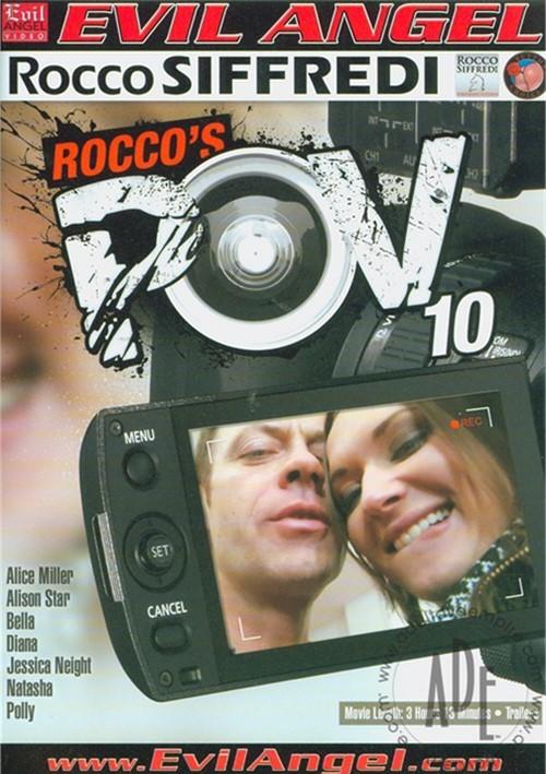 Rocco's POV 10 Buttman Magazine Choice Fast Girl Diana (Hungary II)