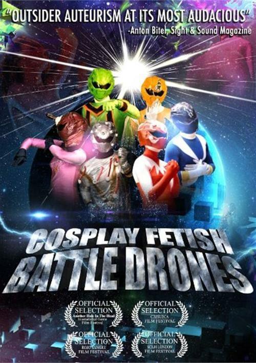 Cosplay Fetish Battle Drones Cosplay Gregg Golding Gregg Golding
