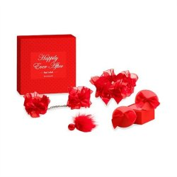 Bijoux Indiscrets Happily Ever After Kit - Red Label sex toy.