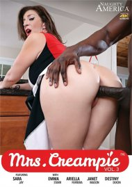 Mrs. Creampie Vol. 3 DVD porn movie from Naughty America.