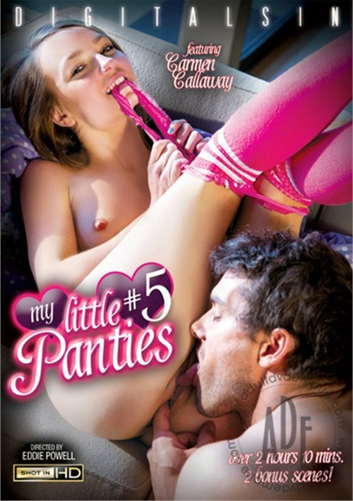 My Little Panties #5 DVD Porn Movie Image