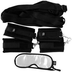 Fifty Shades of Grey Official Collection: Hard Limits Restraint Kit Sex Toy