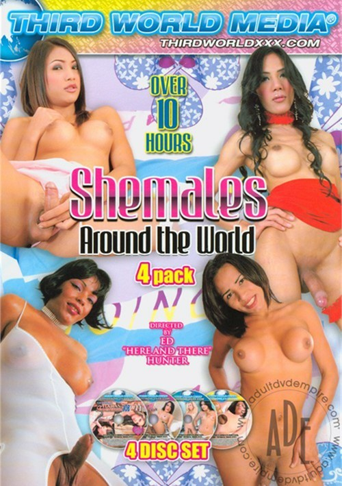 Shemales From Around The World 119