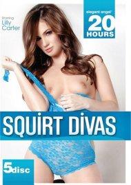 Squirt Divas 5-Disc Set Porn Movie