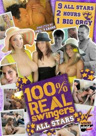 100% Real Swingers: All Stars Porn Video