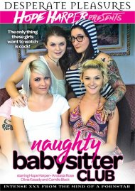 Naughty Babysitter Club Porn Video
