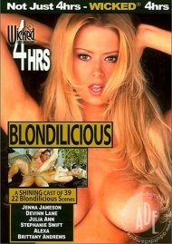 Blondilicious Porn Video