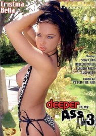 Deeper In My Ass #3 Porn Movie