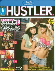 Hustlers Untrue Hollywood Stories: Jessica Simpson Blu-ray