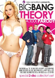 Big Bang Theory: A XXX Parody Porn Video