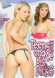 Teens Who Crave Big Dicks Porn Movie