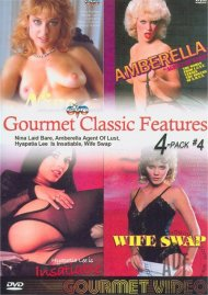 Gourmet Classic Features #4 (4 Pack) Porn Movie