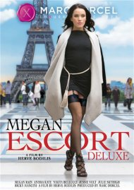 Megan Escort Deluxe DVD porn movie from Marc Dorcel.