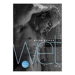 Dylan Rosser Wet 2018 Calendar Sex Toy