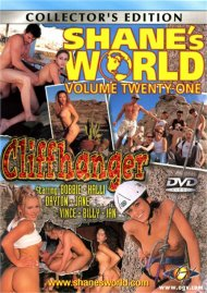 Shane's World 21: Cliffhanger Porn Video