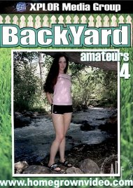 Backyard Amateurs #4 Porn Video