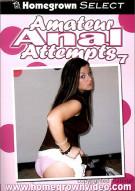 Amateur Anal Attempts 7 Porn Movie