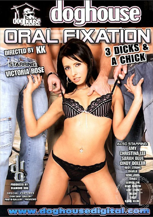 Oral Fixation image