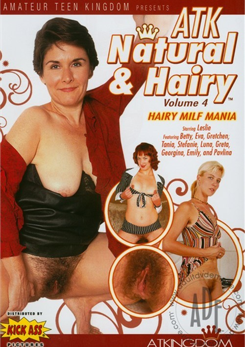 Atk Natural Hairy Dvd 11