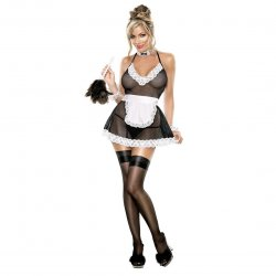Exposed: Chamber Maid Outfit - S/M.