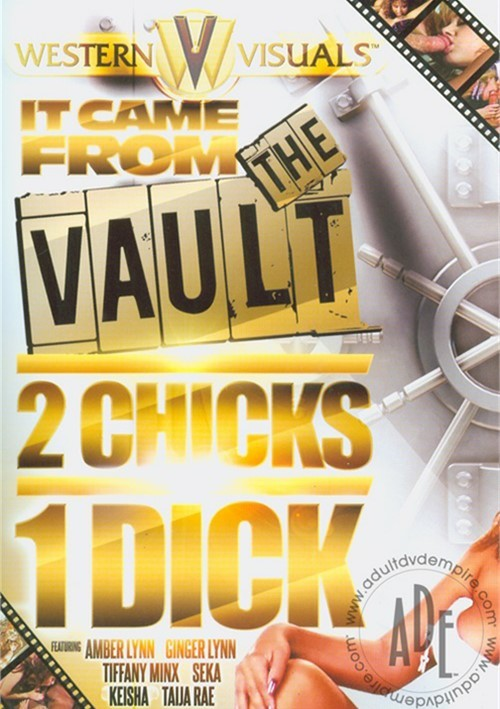 It Came From The Vault: 2 Chicks 1 Dick Seka Western Visuals Amber Lynn