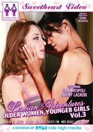 Lesbian Adventures: Older Women Younger Girls Vol. 3 Porn Movie