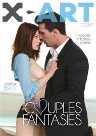 Couples Fantasies DVD Image from X-Art.