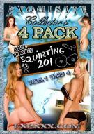 Squirting 201 Vol. 1-4 Porn Movie