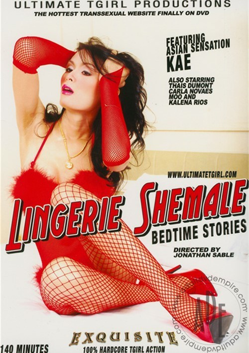 Lingerie shemale bedtime stories 2