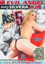 Ass Party 5, The Porn Movie