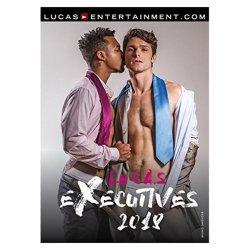 Lucas Executives 2018 Calendar Sex Toy