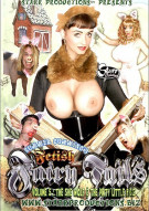 Fetish Fairy Tails 5: The Shewolf & The Dirty Little Pigs Porn Video