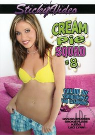 Cream Pie Squad #8 Porn Movie