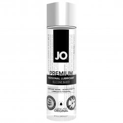 JO Premium Silicone Lube - 8 oz. Sex Toy