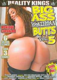 Big Ass Brazilian Butts Vol. 5 Porn Movie