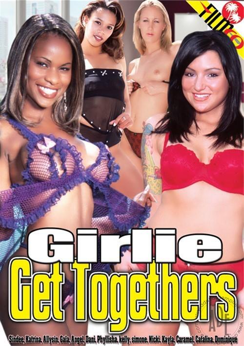 Girlie Get Togethers All Sex All Girl / Lesbian FilmCo