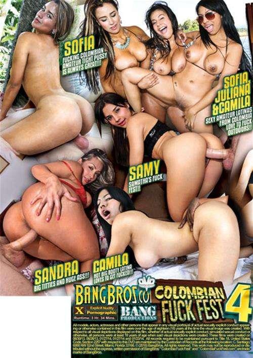 Columbian Fuck Fest 34