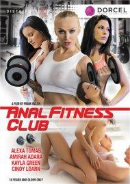 Anal Fitness Club Porn Movie