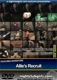 Allie's Recruit Porn Video