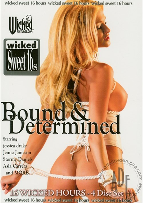 Bound & Determined image