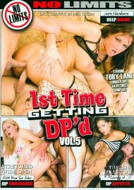 1st Time Getting DP'd Vol. 5 Porn Video